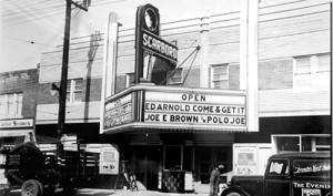 The Scarboro Theatre PHOTO: City of Toronto Archives