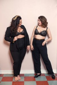 Broad Lingerie on Danforth offers custom bra fitting and sales for busty women.