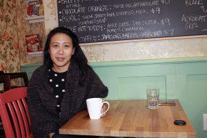Nicole Cheung, owner of Bodega Henrietta.