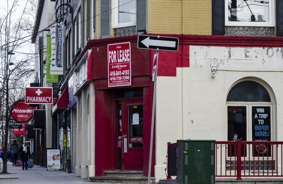 Many factors feed into empty storefronts on Queen East – Beach Metro  Community News